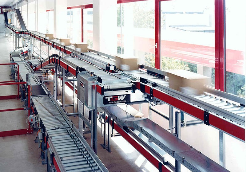 How to choose a conveying system