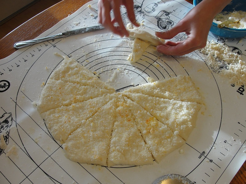 Recipe For Tarts On Cottage Cheese Dough