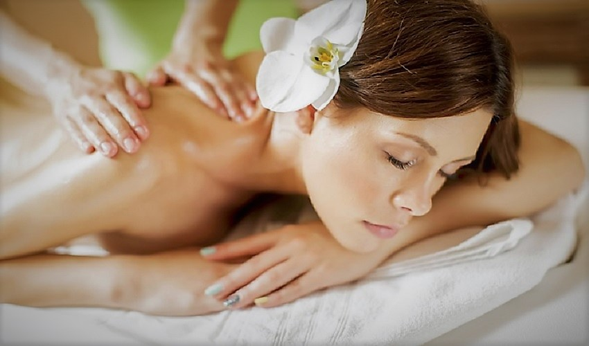 Different types of spa in body treatments