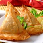 Samsa With Chicken Recipe