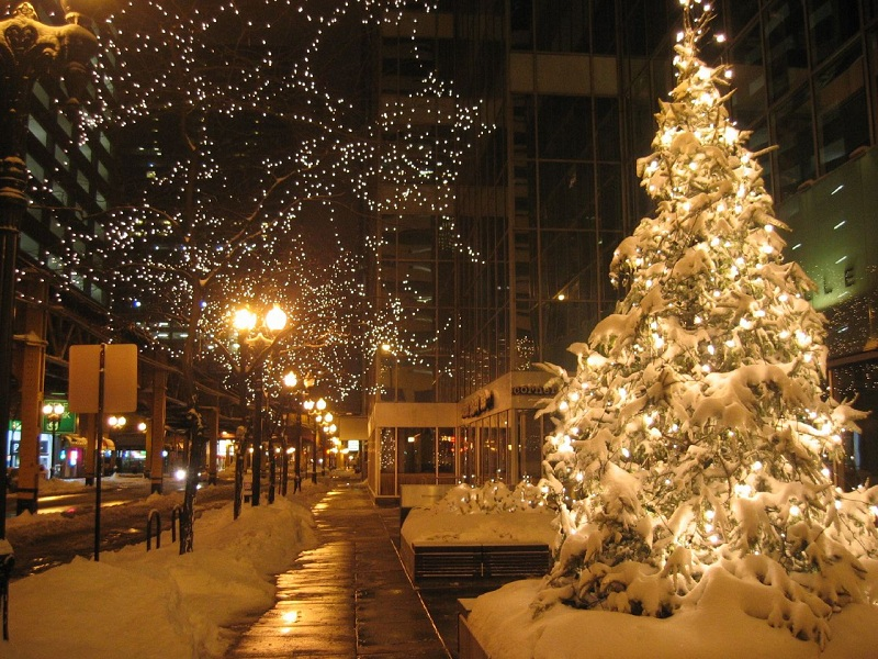 10 Destinations to celebrate a different Christmas