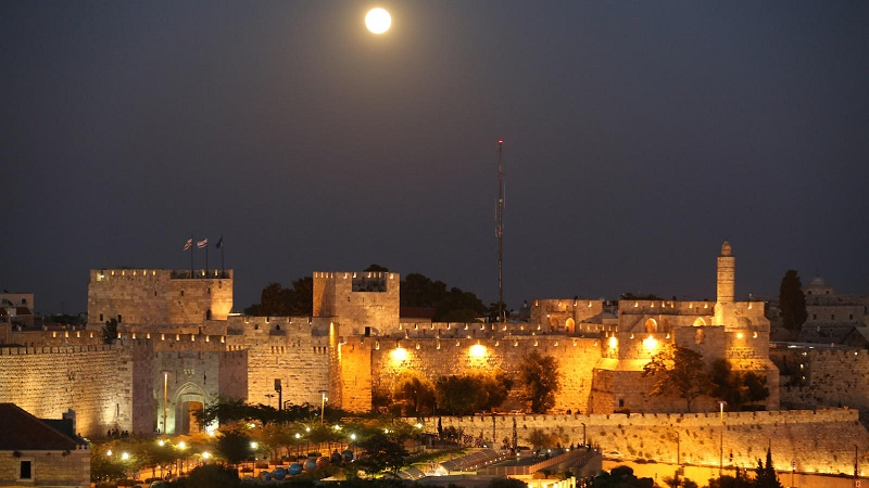 For the most believers, Jerusalem