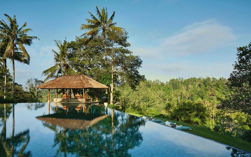 Bali (Indonesia) in January