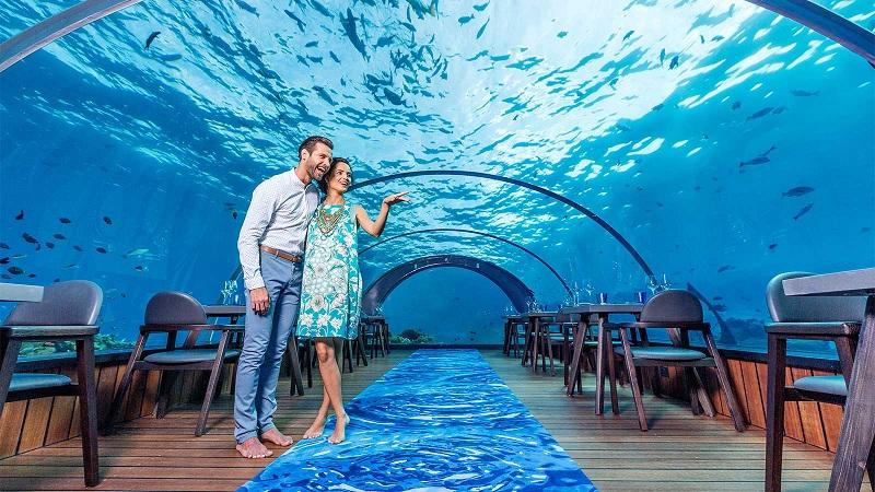 Maldives in January