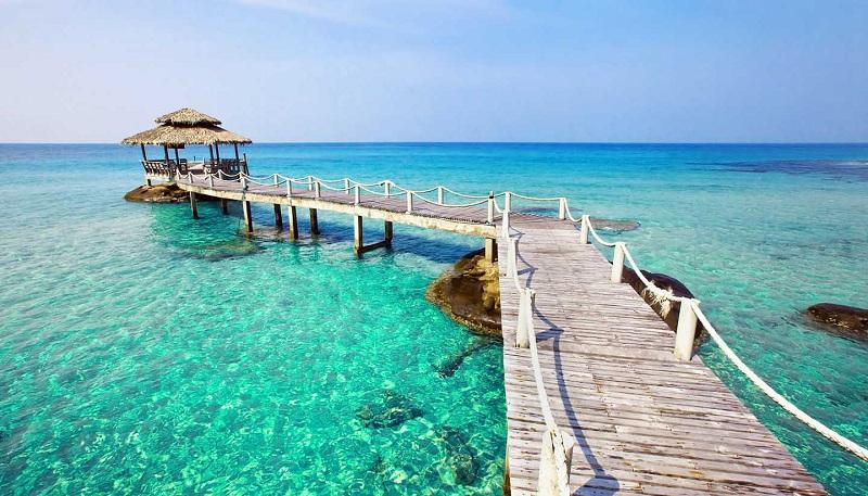 Seychelles in January