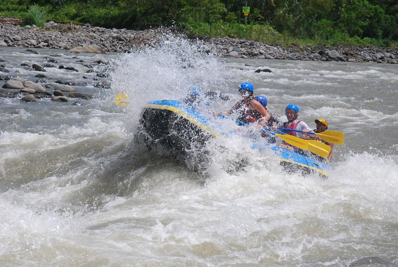 Costa Rica in January