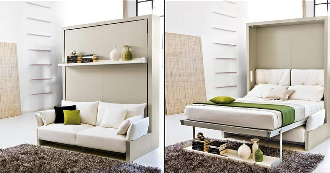 Furniture-Transformer For A Small Apartment   Think Different
