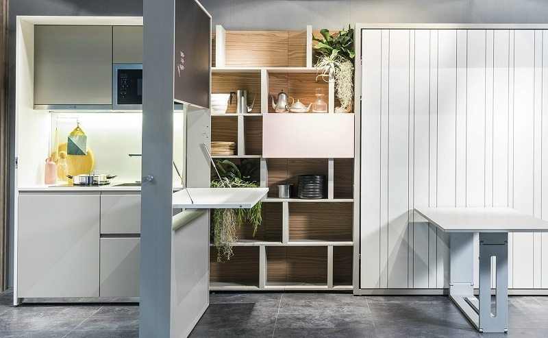 Furniture-Transformer For A Small Apartment