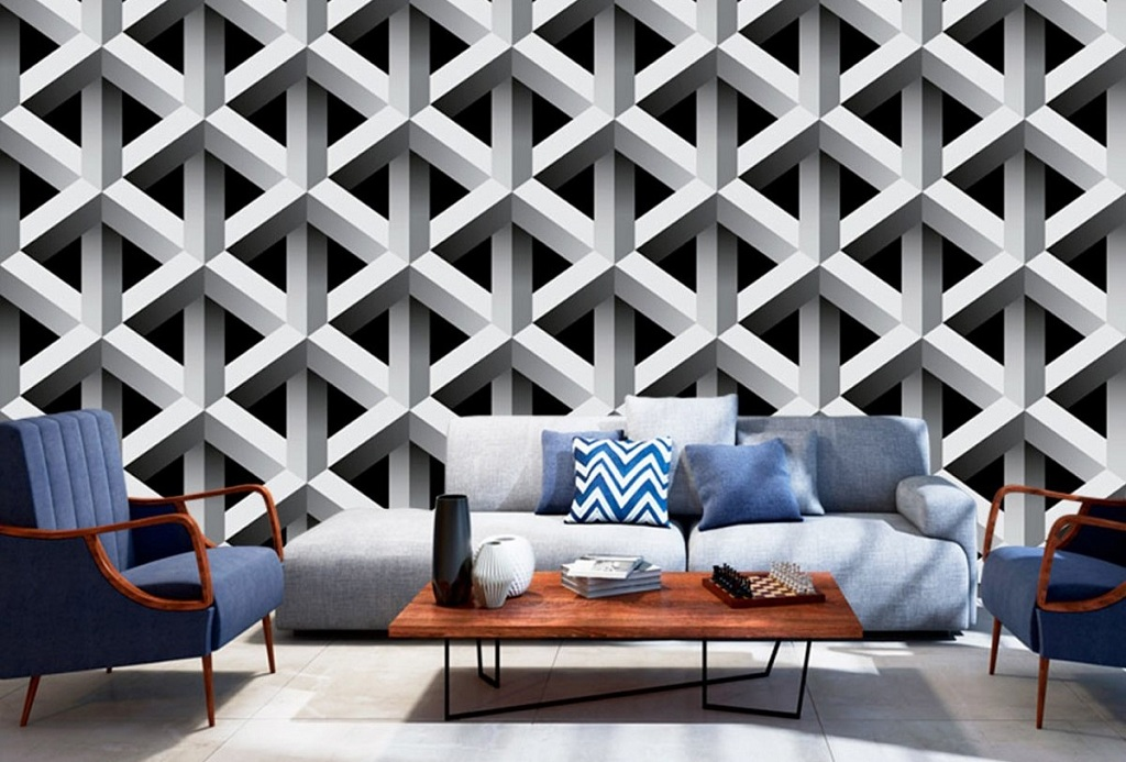 Geometric Patterns In The Interior