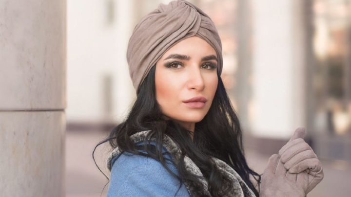 How To Tie A Turban From A Scarf On Your Head?