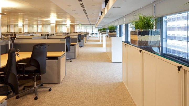 How to use colour schemes to maximise office productivity