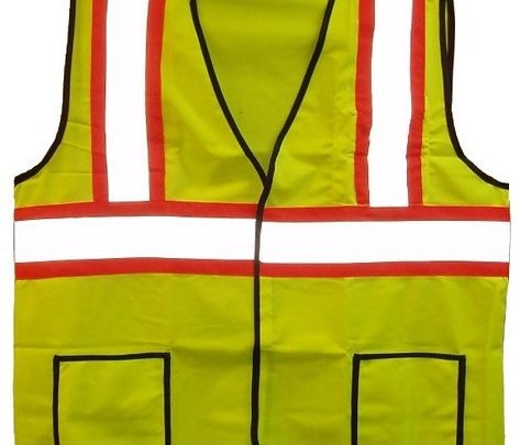 How do high-vis items work?
