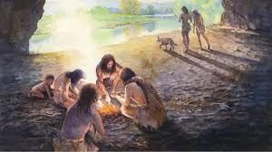 Our inner caveman needs awakening