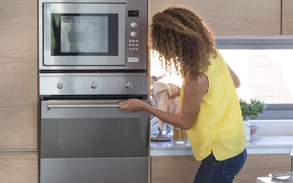 Nicest but most expensive with built-in microwave