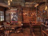 Ideas for a rustic bar decor