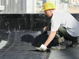 How is rubber used in construction?