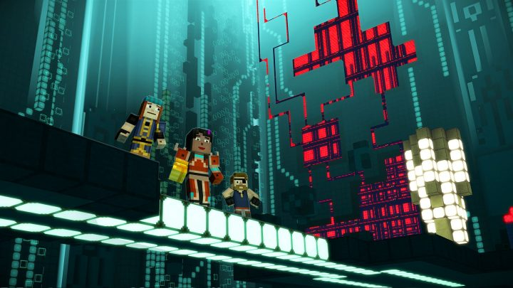 Minecraft story mode – season two episodes and walthrogh