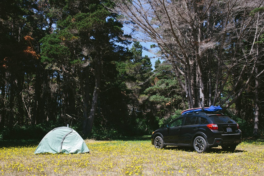 5 Reasons You Should Go Camping Alone